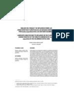 Analisis Del Paisaje