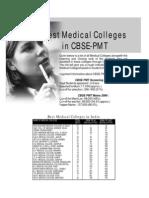 Best Medical Colleges
