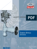 VECTOR Turbine Bypass Systems