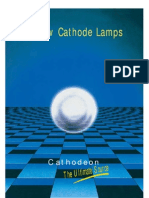 Cathodeon Hollow Cathode