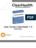 Clear Health Training Manual Q306[1]