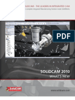 SolidCAM 2010 Milling User Guide | 3 D Modeling | Computing