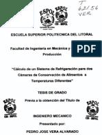CÁLCULO CARGAS