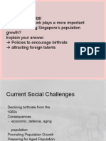 Current Social Challenges