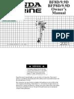 Honda Engine Manual