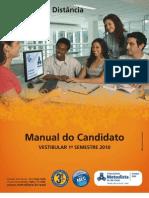Vestibular Universidade Metodista de São Paulo_manual_ead