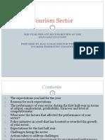 PEF-GHATOF Performance of GHANA Tourism Sector 2008