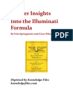 Springmeier & Wheeler - Deeper Insights Into the Illuminati Formula - V2