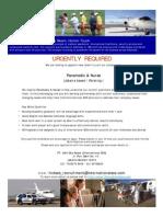 Vacancy Paramedic