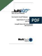 MVP 130-210-410-810AV User Guide