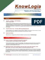 Techknowlogia Journal 2000 Nov Dec