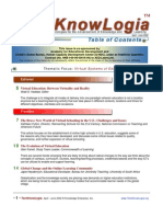 Techknowlogia Journal 2002 April June