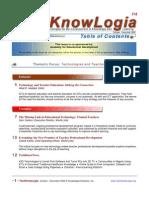 Techknowlogia Journal 2002 Oct Dec
