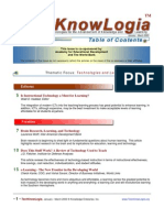 Techknowlogia Journal 2003 Jan Mac