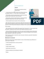 Infeksi Nosokomial Dan Pencegahannya - InP