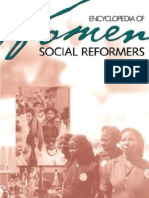 Encyclopedia of Women Social Reformers