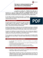 Becas Convocatoria Fundacion Botin 2011