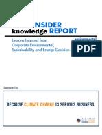 EL Insider Knowledge 2011