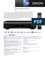 IBJSC.com - Denon DBP-1611UD Universal Blu-Ray/DVD/CD Player, Black