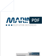 ThyssenKrupp Marine Elevator Business