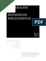 Elaboración de referencias bibliográficas. Deporte en Grecia y Roma clásicas