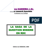 Les Mines de La Rdc (Version a)