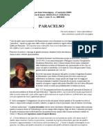 paracelso tesina