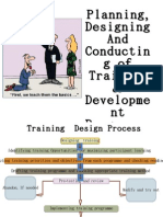Training Programme Designing,Planning and Conducting
