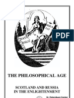 The Philosophical Age - Scotland and Russia