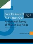Phdstrategicplan(Ss5) Highlights Report