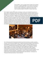 Relato Del Congreso Mexico Anarchista 2011