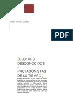 Ilustres Desconocidos Por Simon Martinez Urbanez