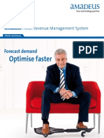 AMADEUS Hotel RMS_Optimise Faster