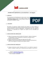 Instructivo Clculo Impuesto a Las Gcias