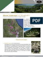 TourMoto Abruzzo 21/24 luglio 2011