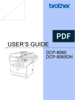 Brother DCP - 8060-8065DN