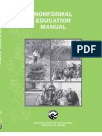 Peace Corps Nonformal Education Manual