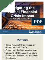 Mitigating the Global Financial Crisis Impact