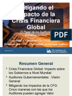 Mitigando el Impacto de la Crisis Financiera Global