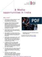 Creative Industries in India