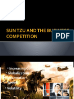 Sun Tzu and the Business Competition