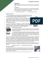 Tecnologia de impresoras