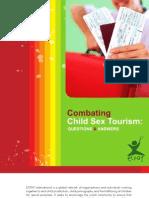 FAQ on Combating Child-Sex Tourism, by ECPAT International