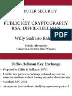 Public Key Cryptography-2