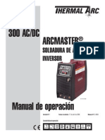 Manual de Soldadora de AF