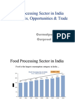 Food Processing Sector in India 03