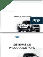 Sist de Prod Ford