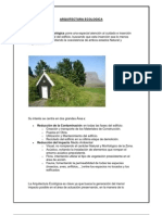 Copia de Arquitectura Ecologica
