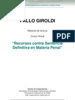 Fallo_Giroldi