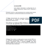 ATENÇÃO CONFIRURAÇÃO SERVIDOR DNS BIND